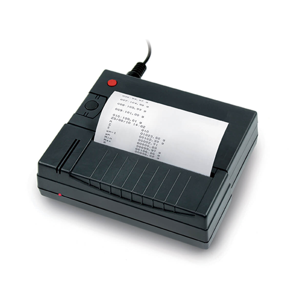 STAT, serial printer with Statistics