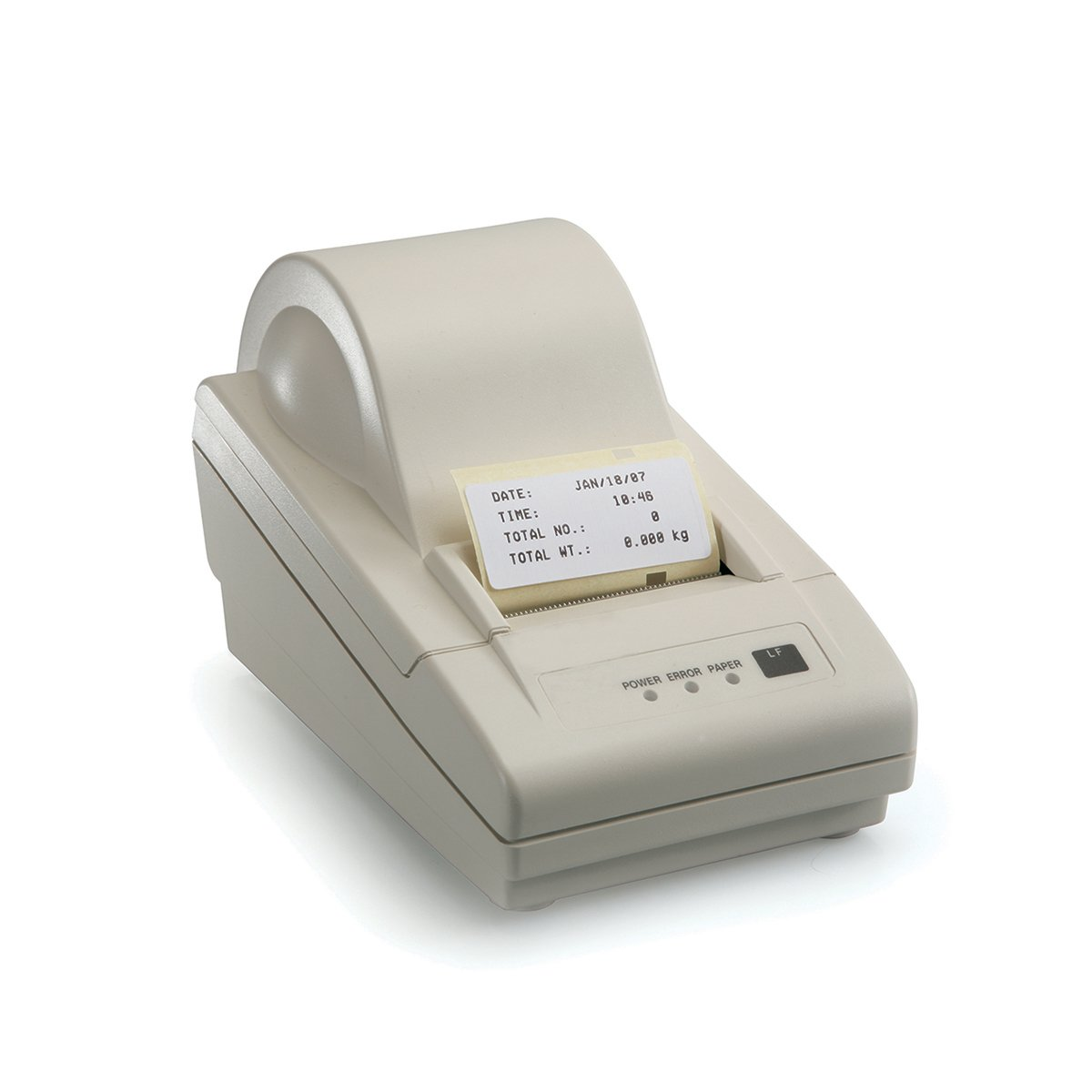 TLP-50, Line thermal dot printer